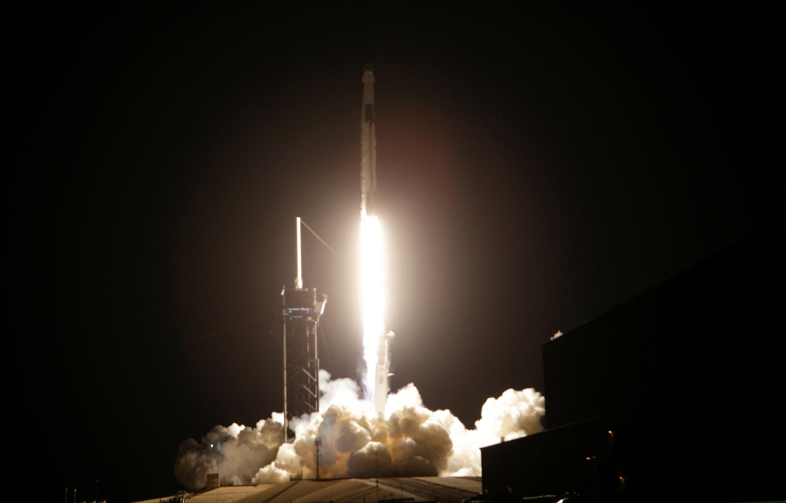 NASA-SpaceX launch of next International Space Station crew pushed to April 22