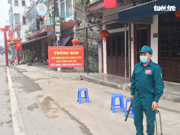 Hanoi to reopen Huong Pagoda, pedestrian streets this week