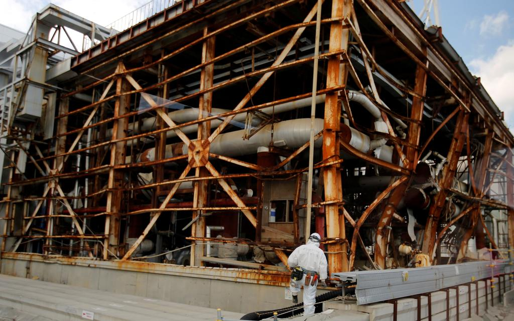 Ten years after Fukushima, Japan remembers 'man-made' nuclear disaster