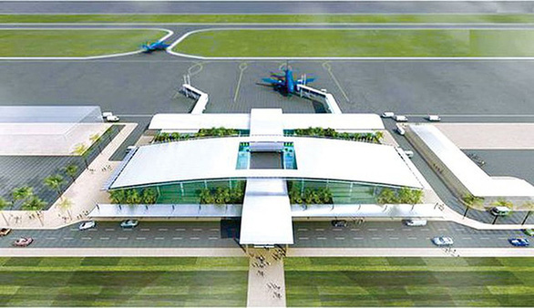 Central Vietnam province eyes construction of new airport