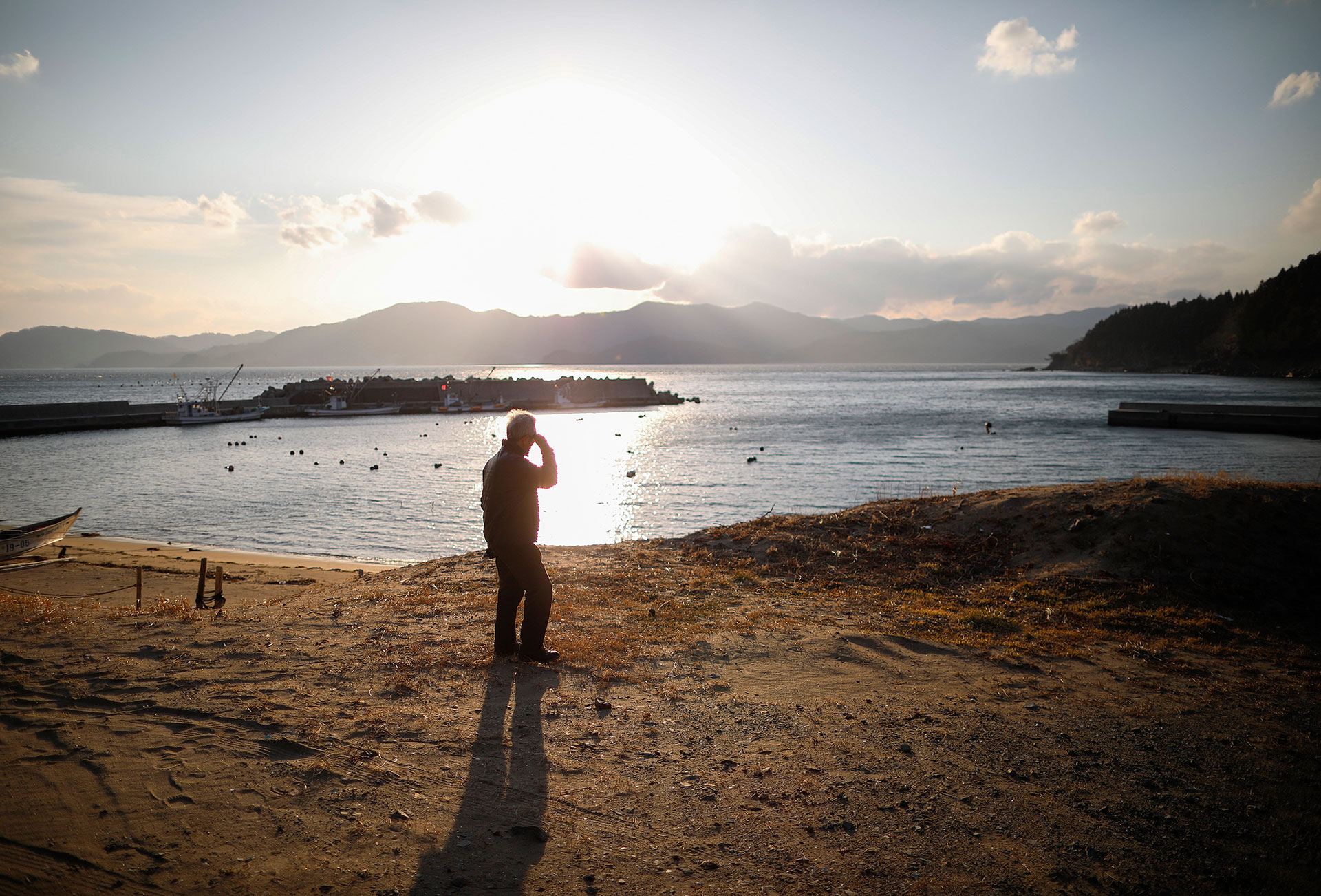 Ten years on, grief never subsides for some survivors of Japan's tsunami