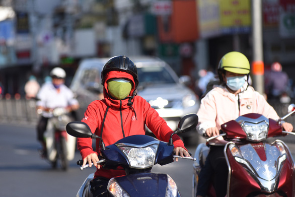 Broiling temperatures expected toward end of week in southern Vietnam
