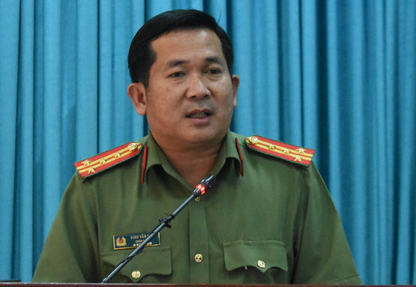 'I was not surprised,' security chief of Vietnamese province responds to ouster attempt