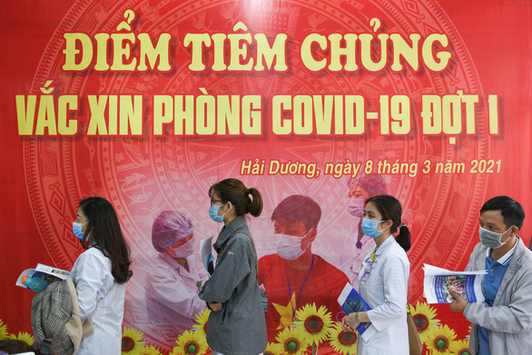 Vietnam's epicenter reports two COVID-19 infections in quarantine ward