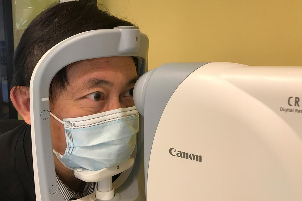 HK scientist develops retinal scan technology to identify early childhood autism