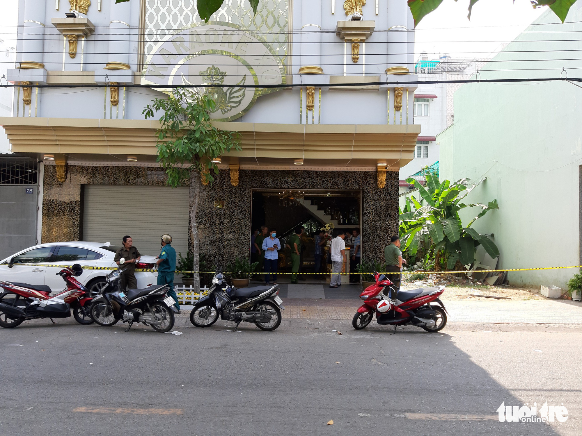 One dead, two injured in gunfight at karaoke bar in southern Vietnamese province