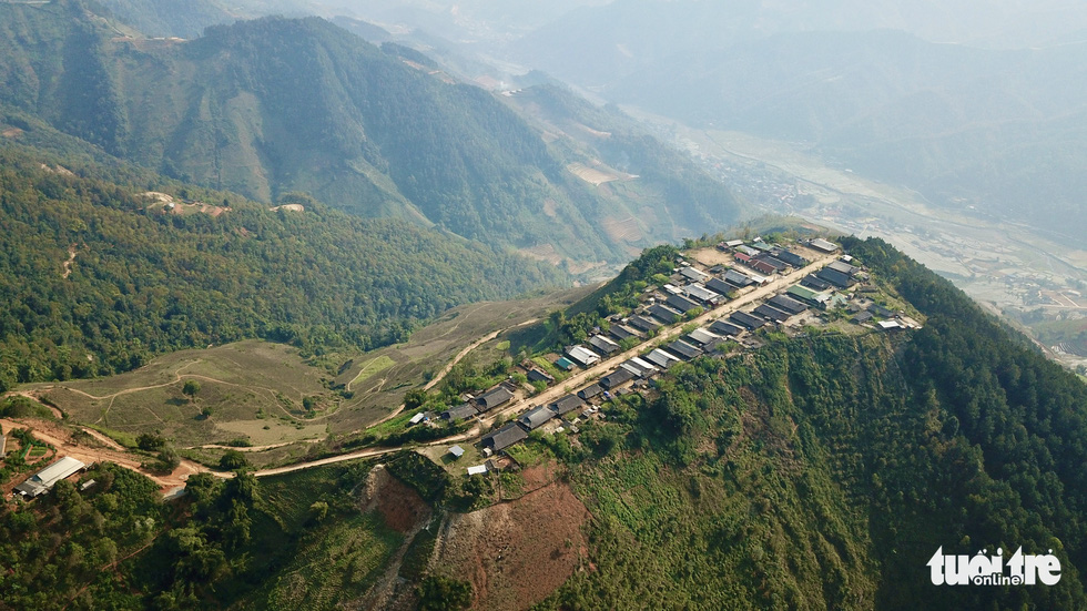 Northern Vietnam's remote mountains village is a magnet for adventure lovers