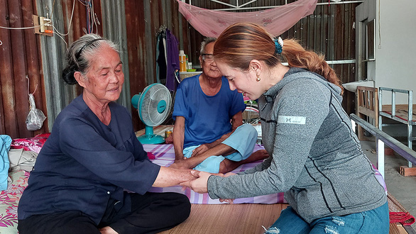 Meet the Vietnamese couple whose boarding house is saving needy kidney patients