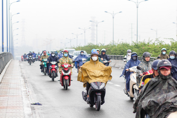 Unseasonal rain occurs in southern Vietnamese localities, including Ho Chi Minh City