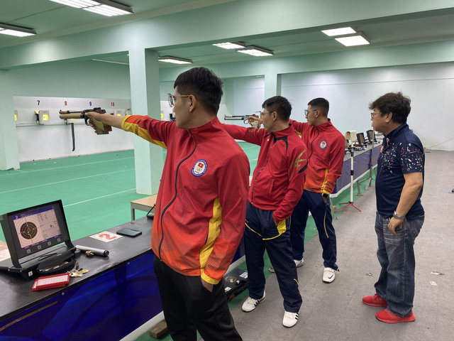 Vietnam's shooting squad fails to qualify for Tokyo Olympics