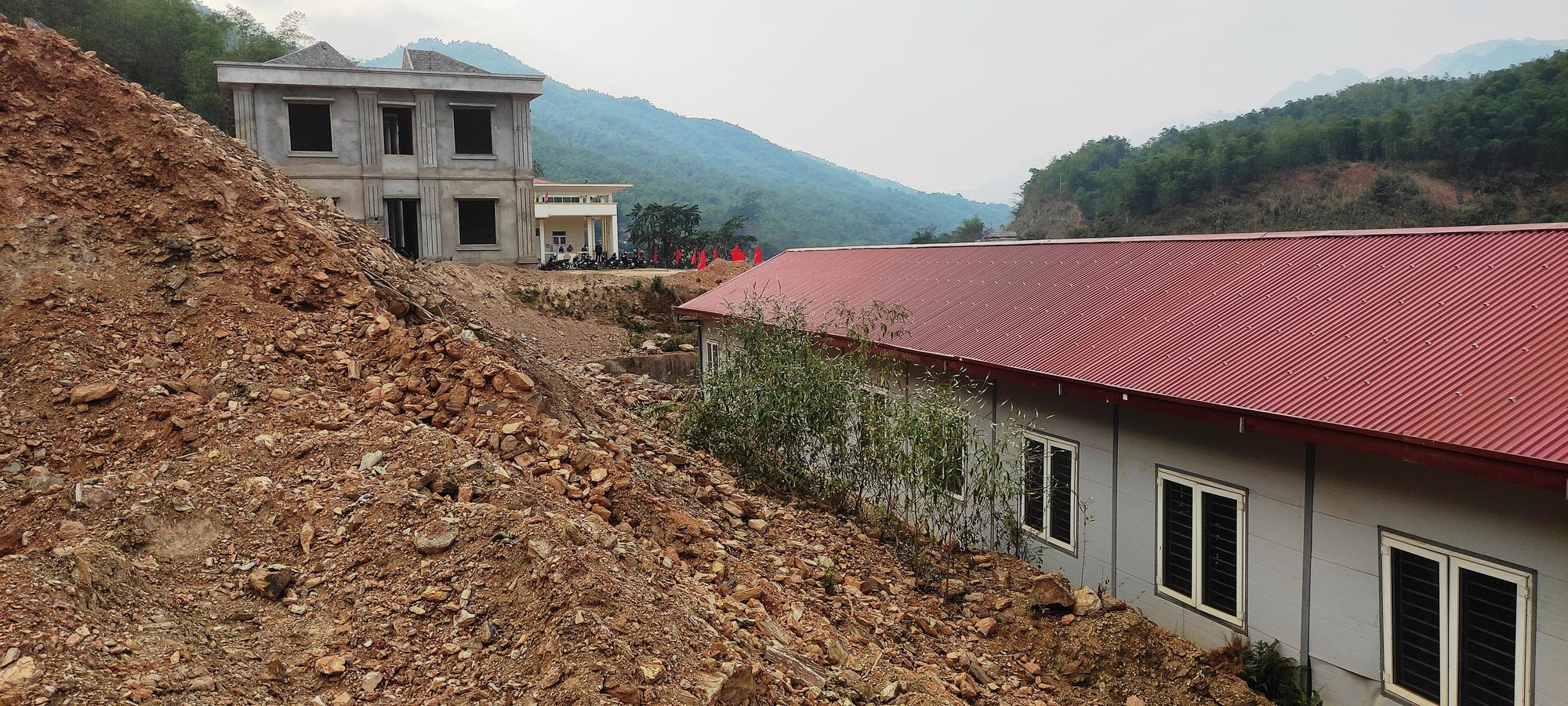 North-central Vietnamese province relocates graveyard to handle landslide