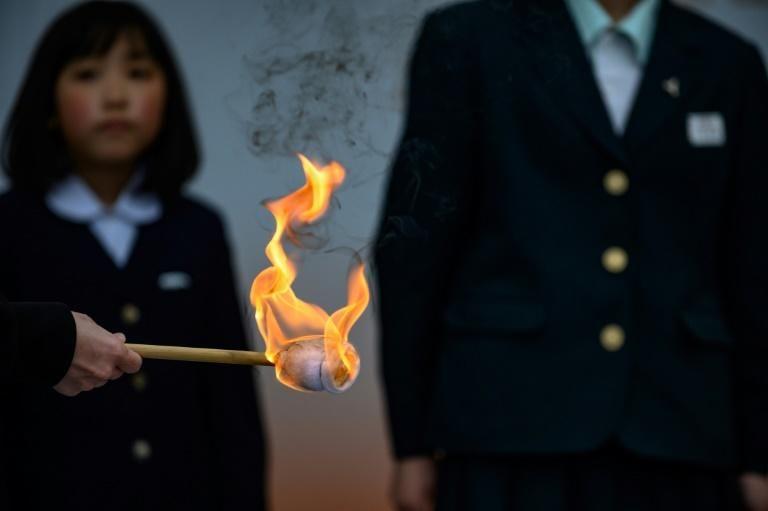 Fukushima hopes Olympic torch will shine light on recovery
