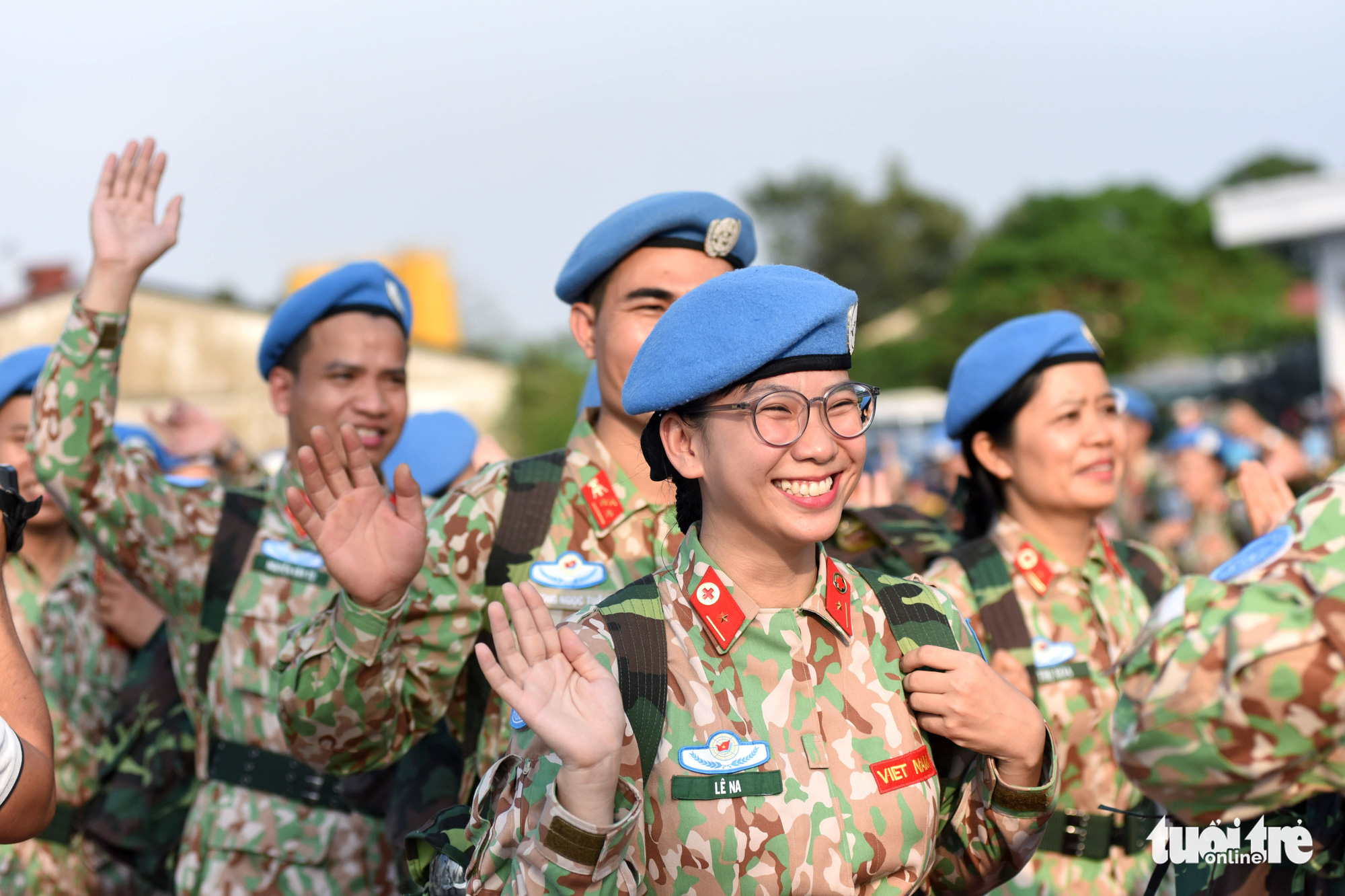 Staff of Vietnam's 3rd field hospital sent to South Sudan for UN peacekeeping mission