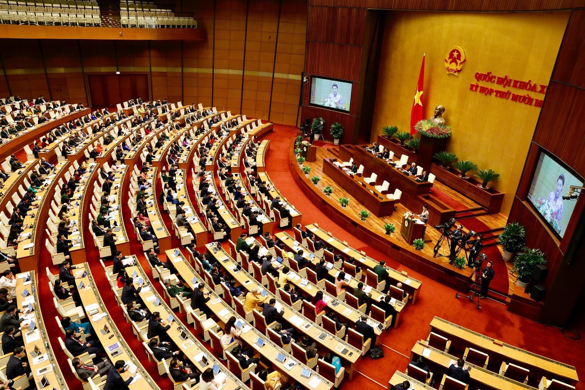Vietnam's 14th National Assembly convenes final meeting