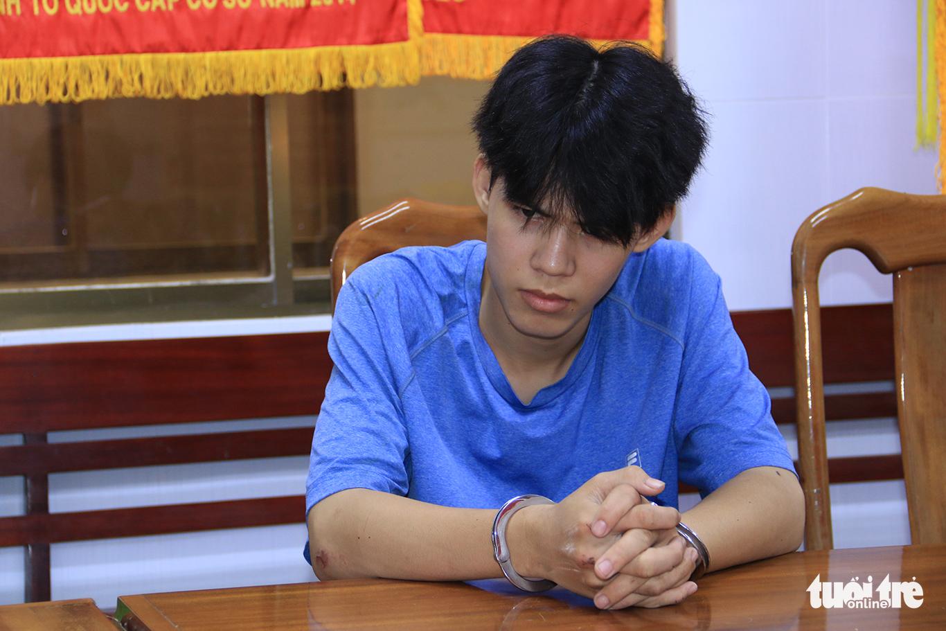 Teenage game addict murders, robs friend in Vietnam's Mekong Delta