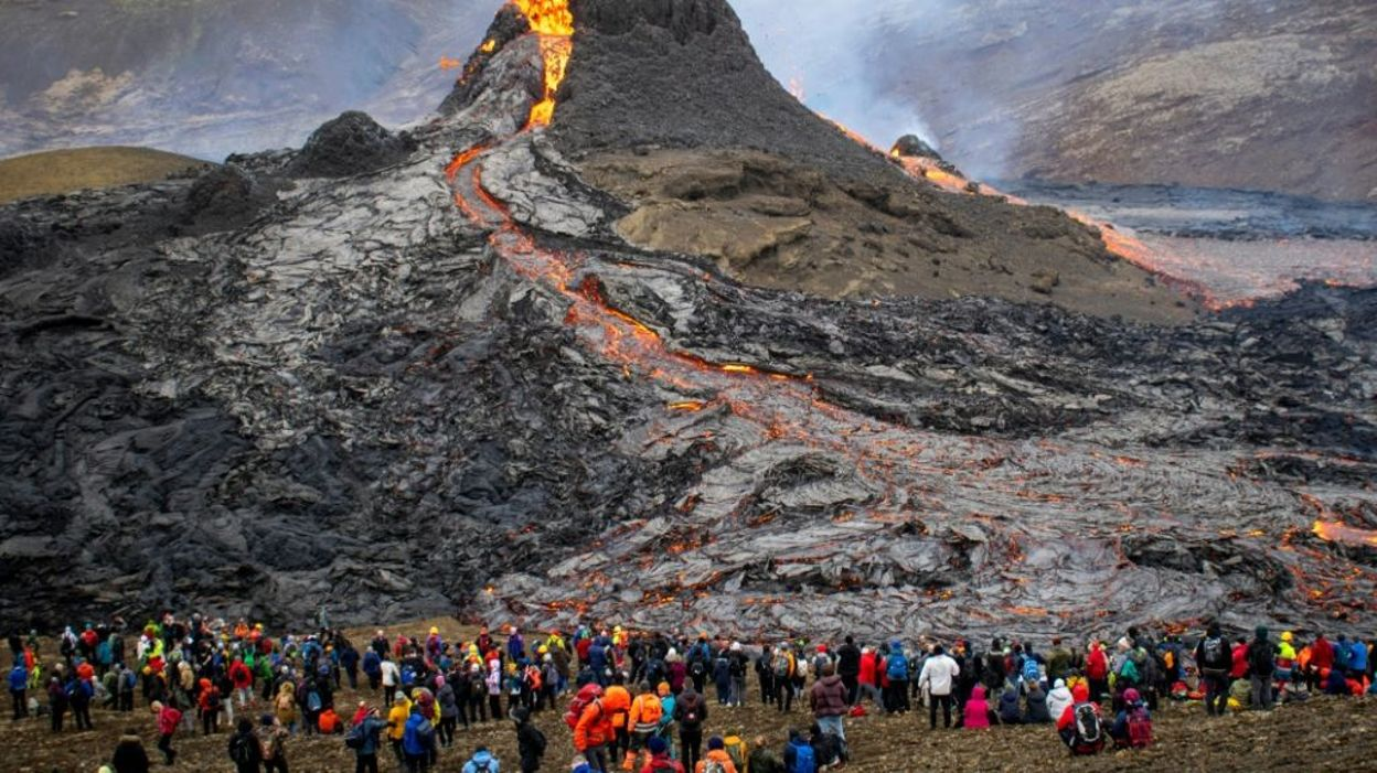 Iceland's volcanic eruption could be a long hauler