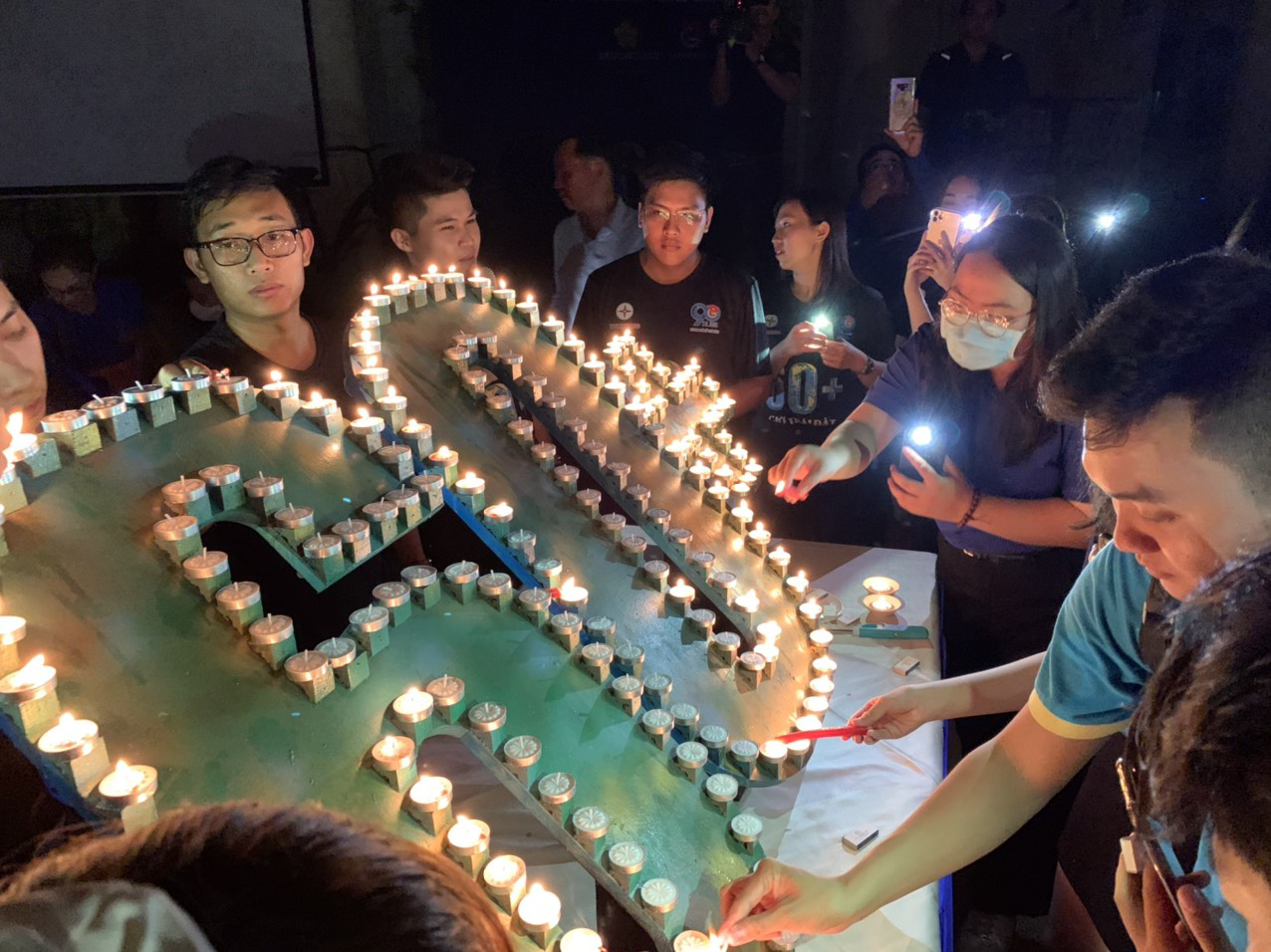 2021 Earth Hour marked by various activities in Ho Chi Minh City