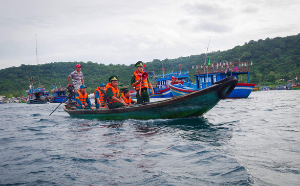 Vietnam's Phu Quoc Island grapples to prevent COVID-19 threats from border jumpers