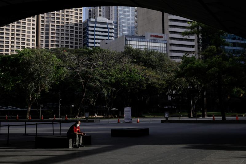 Philippine shares reverse losses, lead region higher on global recovery bets