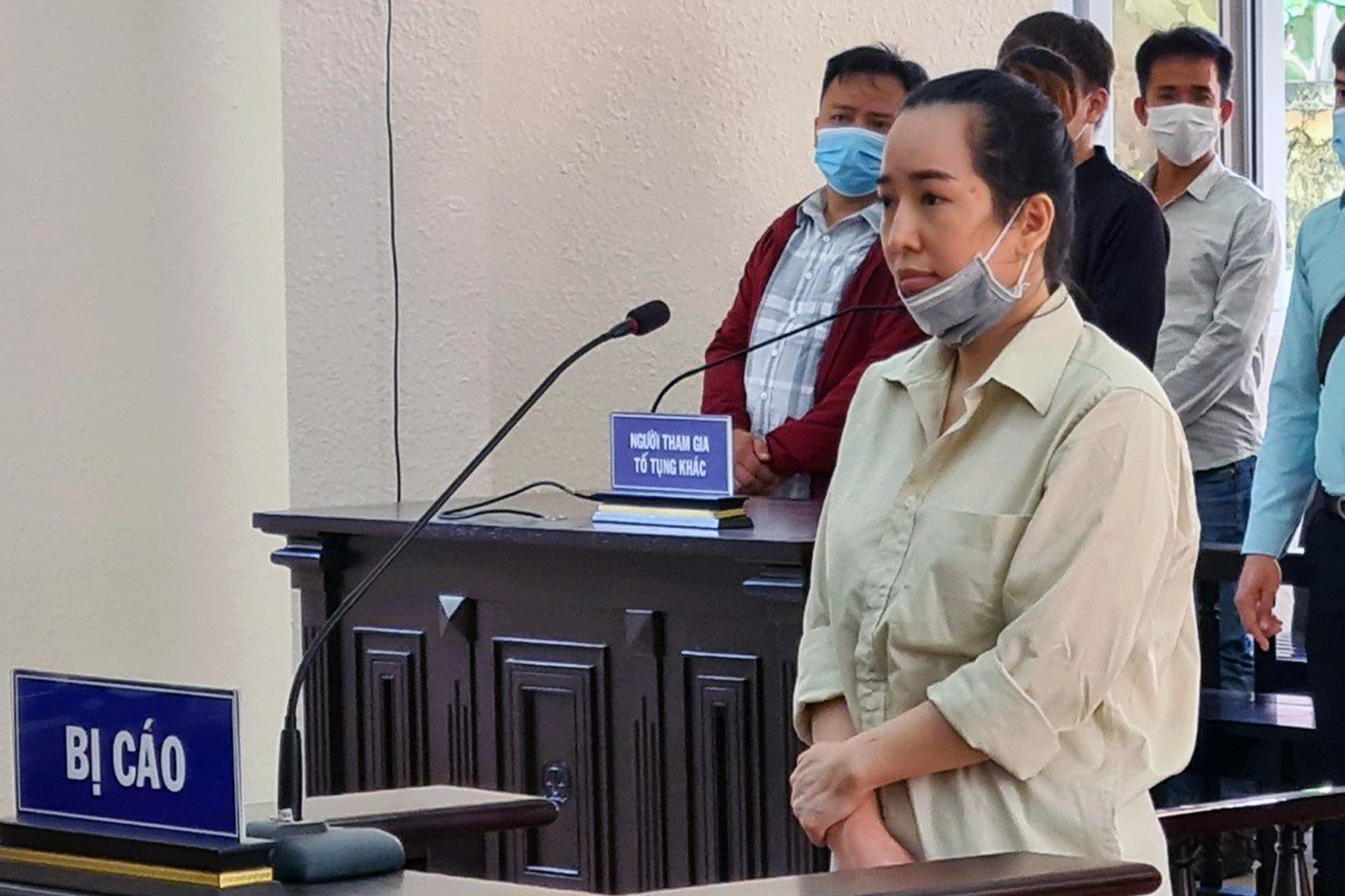 Woman jailed for life over $3.5mn fraud in southern Vietnam