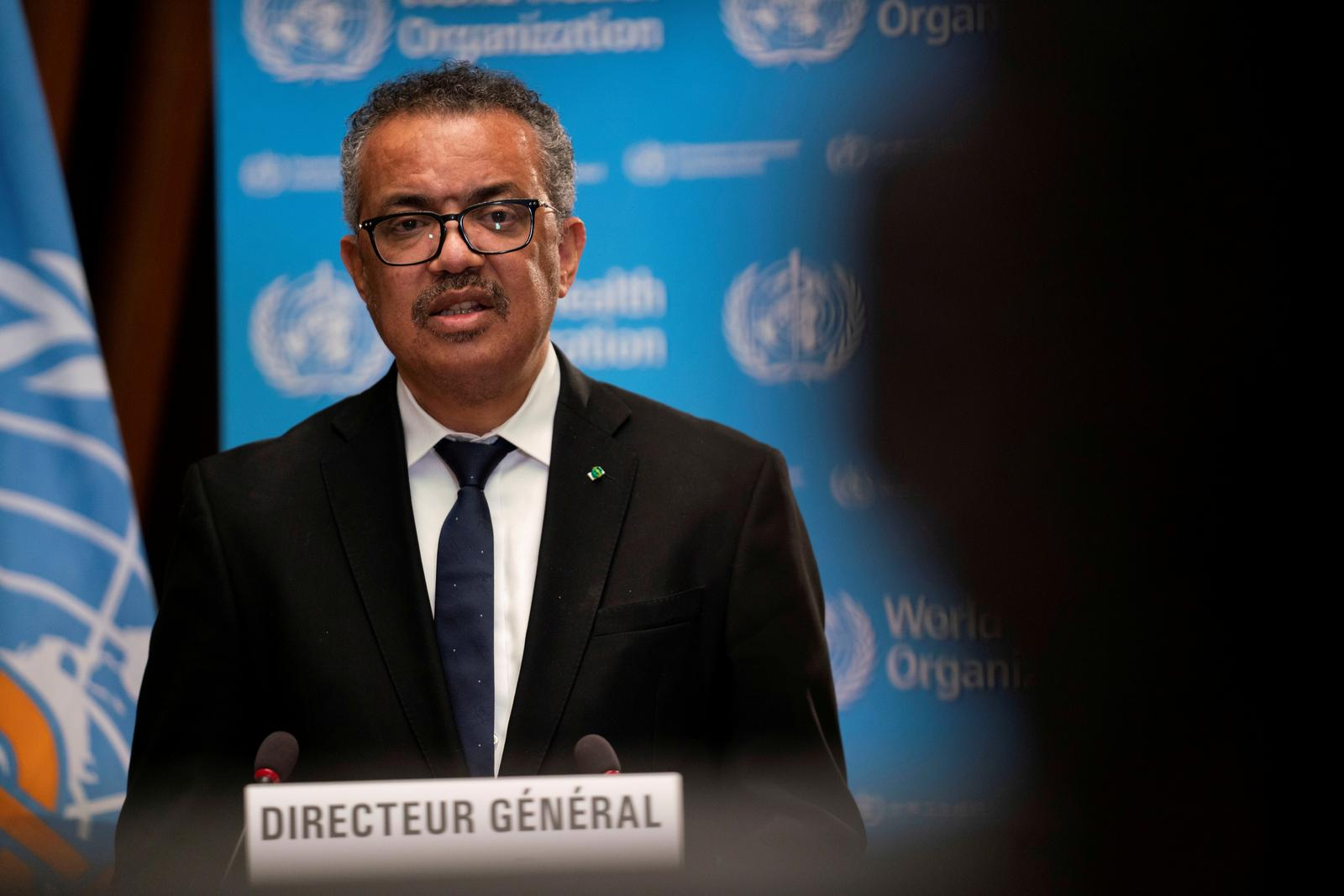 Data withheld from WHO team probing COVID-19 origins in China: Tedros