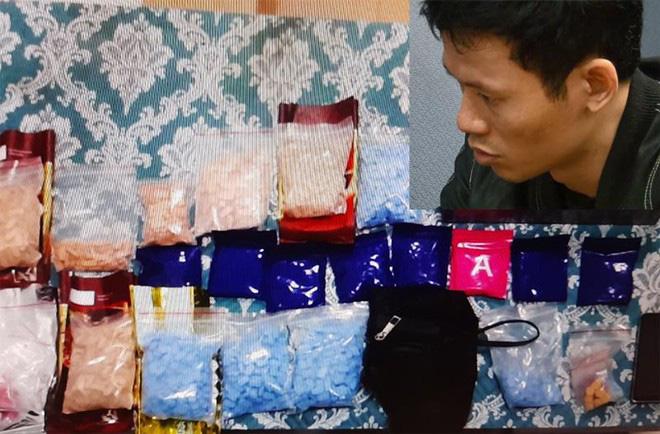 Hanoi man arrested for operating drug ring in mental hospital