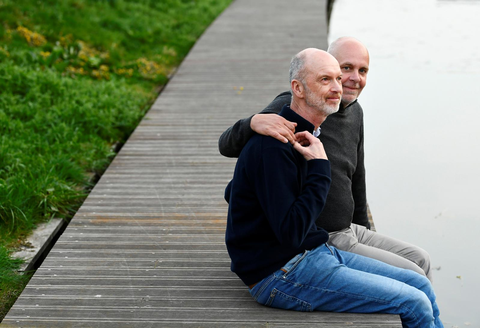 Dutch couples mark 20th anniversary of world's first same-sex marriages