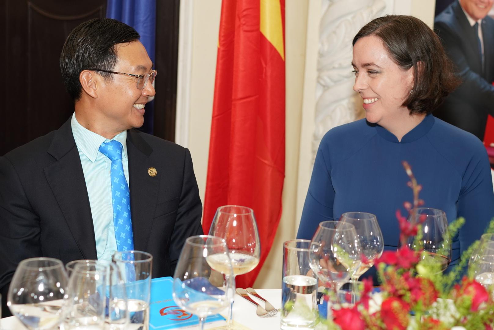 Vietnam, Australia celebrate diplomatic relations amid COVID-19