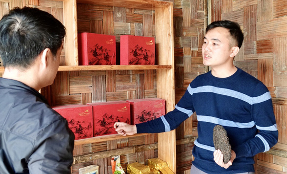 This Tay ethnic entrepreneur made a fortune from 'shan tuyet' tea