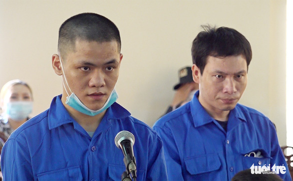Men sentenced to death for trafficking nearly 40kg of drugs from Cambodia to Vietnam