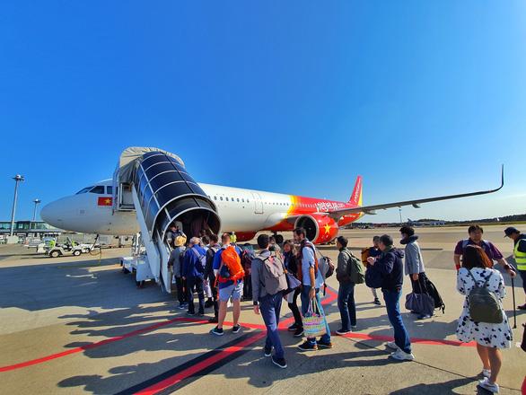 Vietnam's budget carrier Vietjet resumes flights to Thailand, Japan, S.Korea, Taiwan