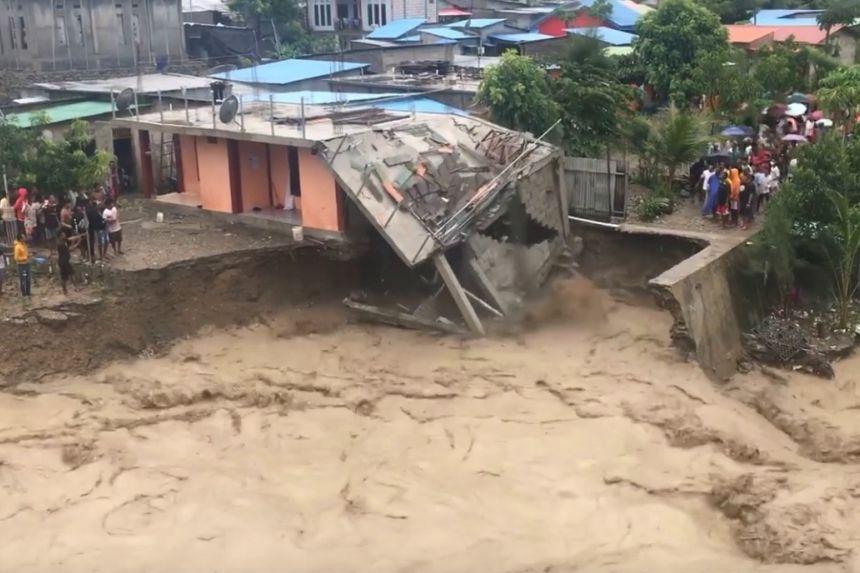 Floods, landslides kill dozens in Indonesia and East Timor