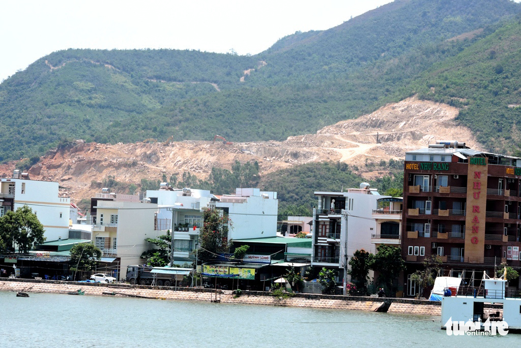 Locals on tenterhooks as Vietnamese resort developer allowed to use dynamite for site clearance