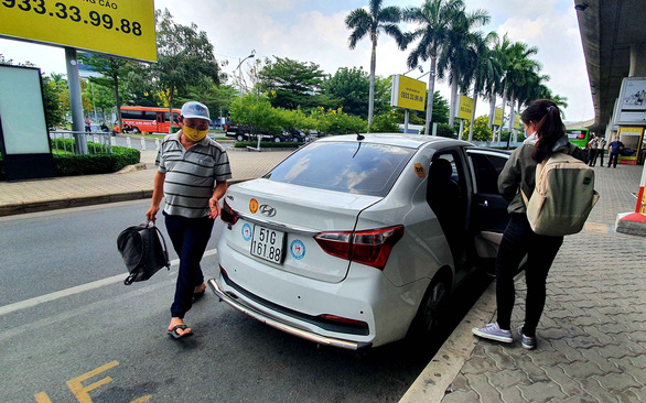 Ride-hailing app secures own pick-up lane at Ho Chi Minh City airport