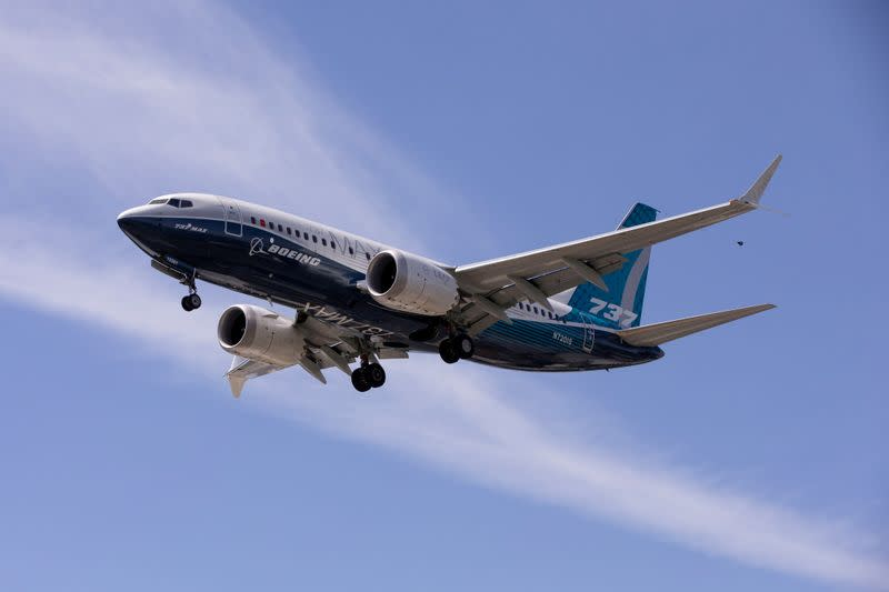 Vietnam lifts ban on transit by Boeing 737 MAX planes