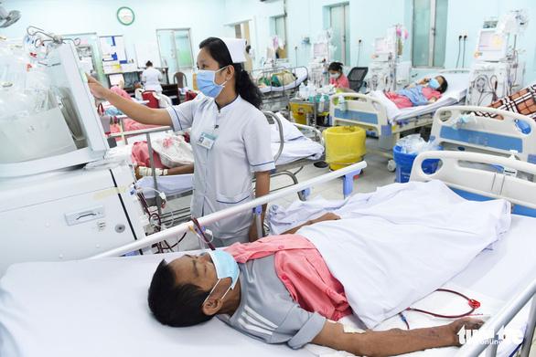 Vietnam hospital recognized as regional training center by International Society of Nephrology