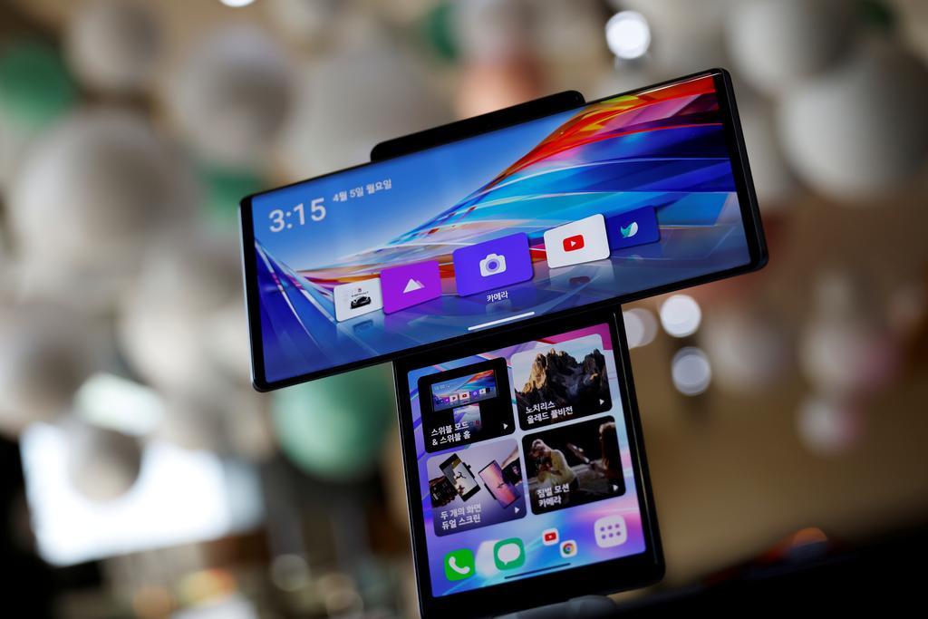 LG Electronics fans bemoan end of era as firm exits smartphone business