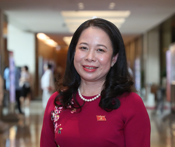 Party chief of Mekong Delta province named Vietnam's vice-state president