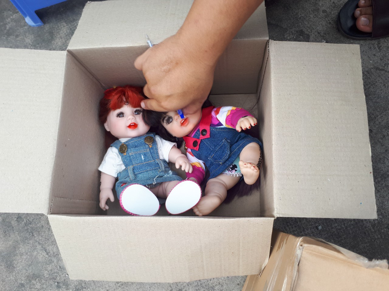 71 suspected Kuman Thong dolls discovered in Vietnam apartment