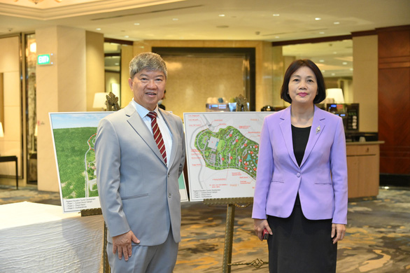 Singaporean investor proceeds with $75mn project in Vietnam despite pandemic