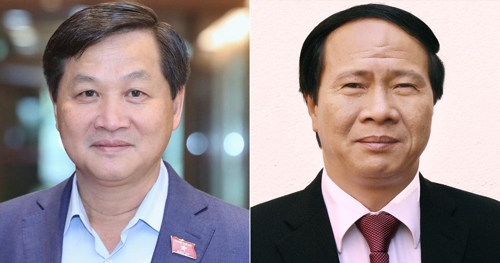 Vietnam legislature ratifies appointment of new deputy PMs, ministers