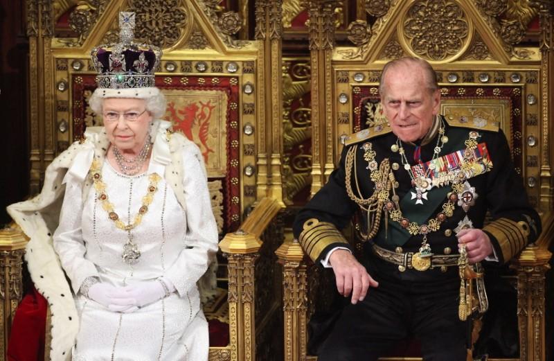Buckingham Palace statement on death of Prince Philip