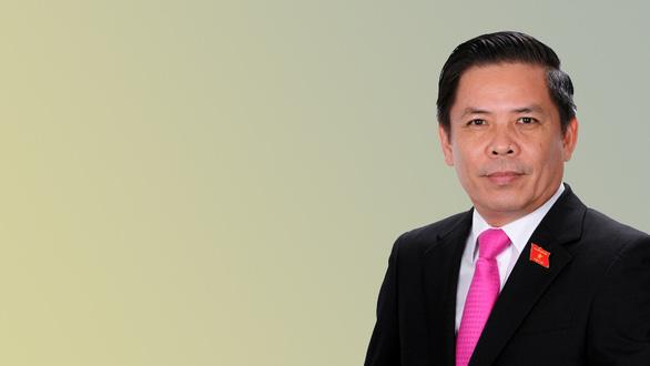 Minister of Transport Nguyen Van The