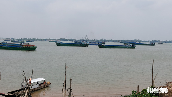 Sand mine on southern Vietnamese river sold at nearly $122 million