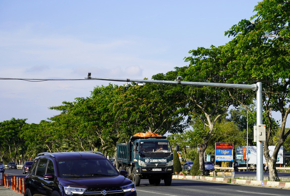 Coastal province in Vietnam starts operating $3.5mn traffic surveillance camera system
