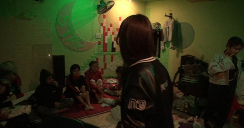 Female karaoke employees saved from forced prostitution in central Vietnam