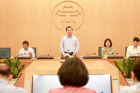 Hanoi to administer 350,000 COVID-19 vaccine doses in 2021