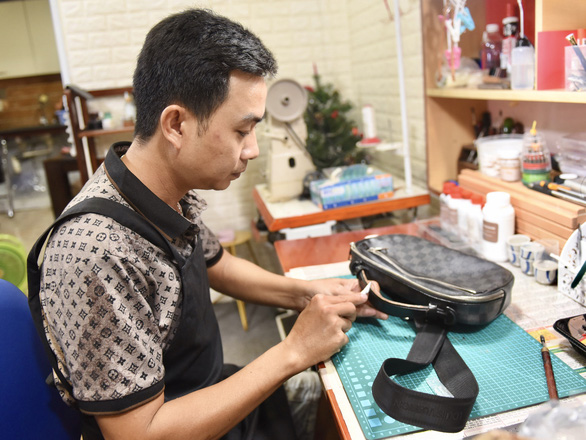 Saigon witnesses rising demand for luxury goods 'spas'