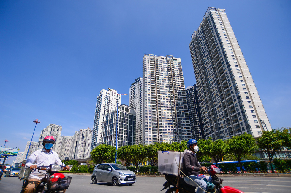 Despite growing demand in Ho Chi Minh City, supply of affordable apartments flatlines