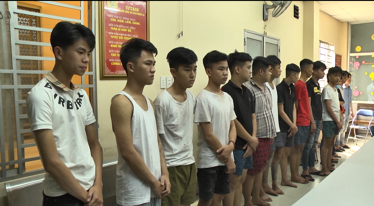 16 members of robbery gang arrested in southern Vietnam